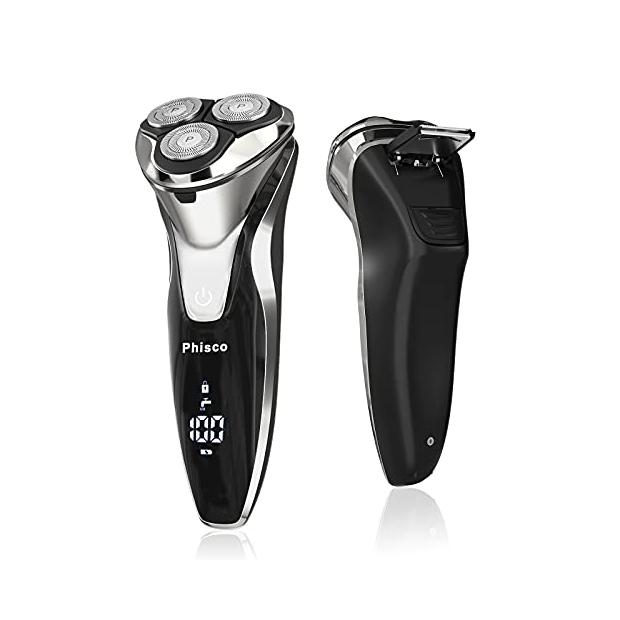 Afeitadoras eléctricas para usar con espuma