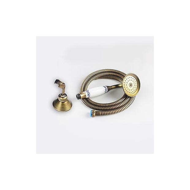 Alcachofas de ducha color bronce
