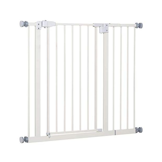 Barreras de seguridad con gatera