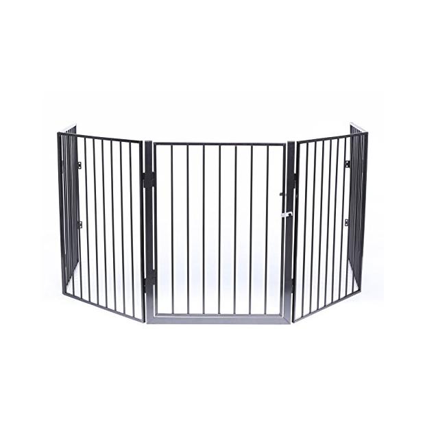 Barreras de seguridad para chimenea