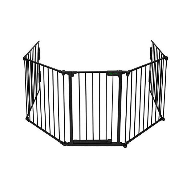 Barreras de seguridad para estufa