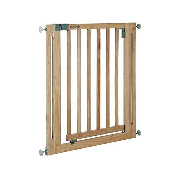 Barreras de seguridad para niños de madera