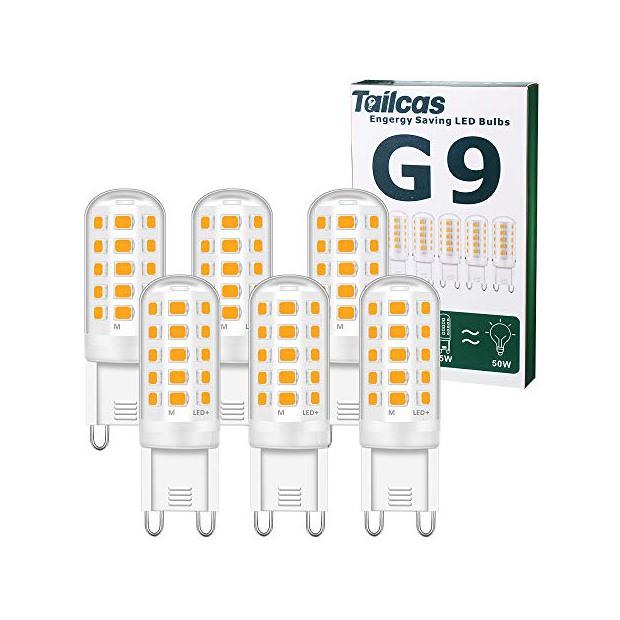 Bombillas G9 LED potentes