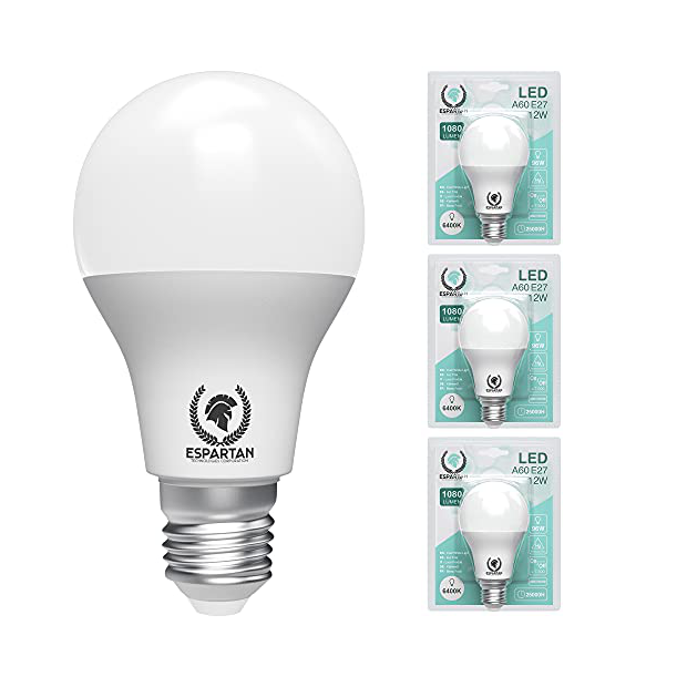 Bombillas LED 12 voltios E27