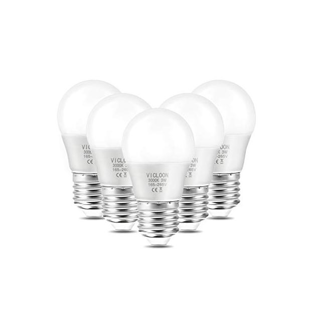 Bombillas LED 3w E27