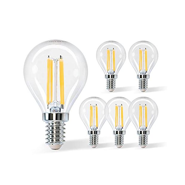 Bombillas LED E14 4w