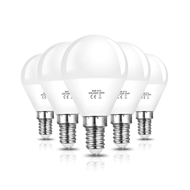Bombillas LED E14 60w