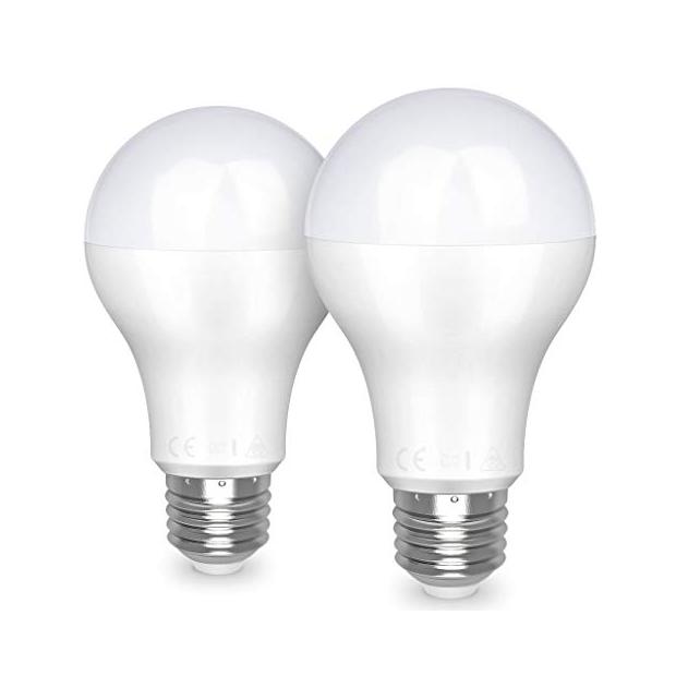 Bombillas LED E27 20w cálidas
