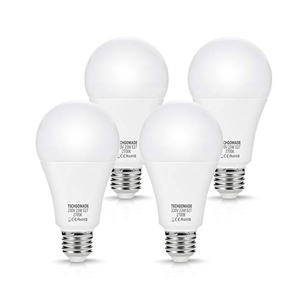 Bombillas LED E27 23w