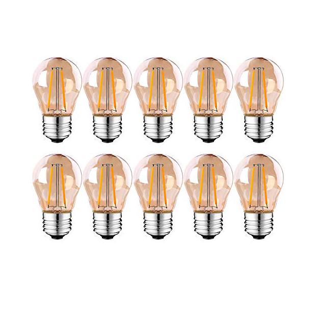 Bombillas LED E27 2w