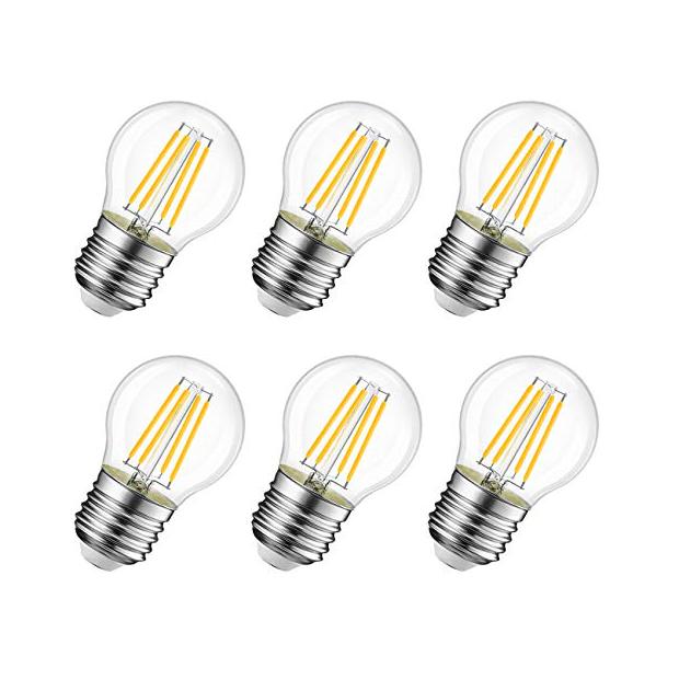 Bombillas LED E27 4w