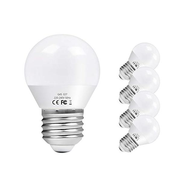 Bombillas LED E27 6w