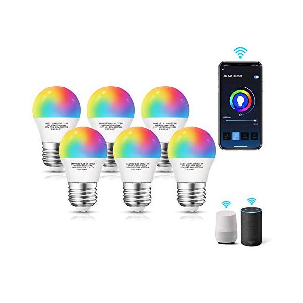 Bombillas LED E27 g45 5w