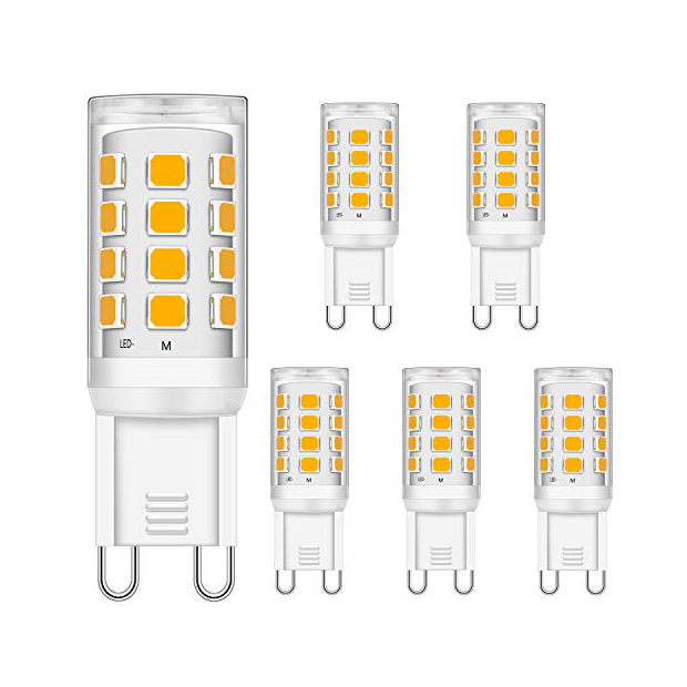 Bombillas LED G9 15w