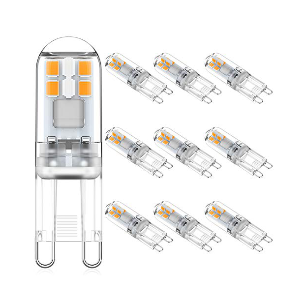 Bombillas LED G9 20w