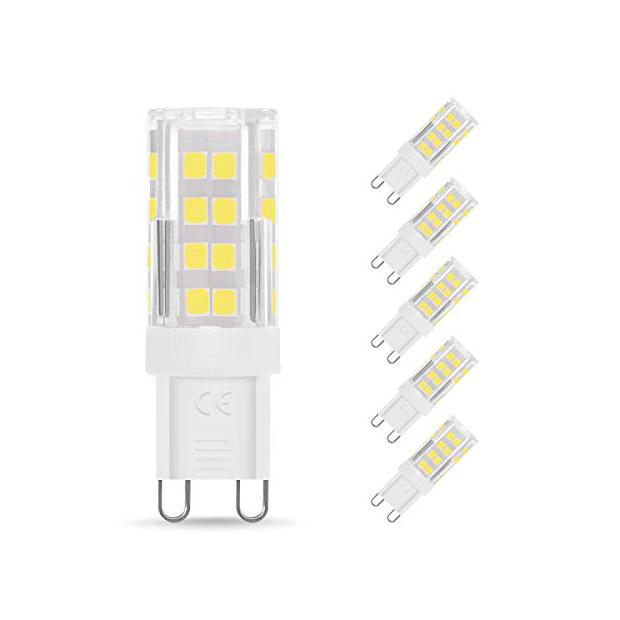 Bombillas LED G9 blancos frío
