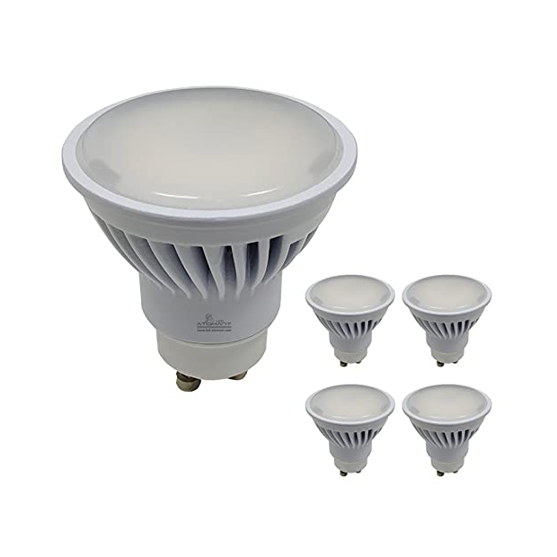 Bombillas LED GU10 10w 6000k