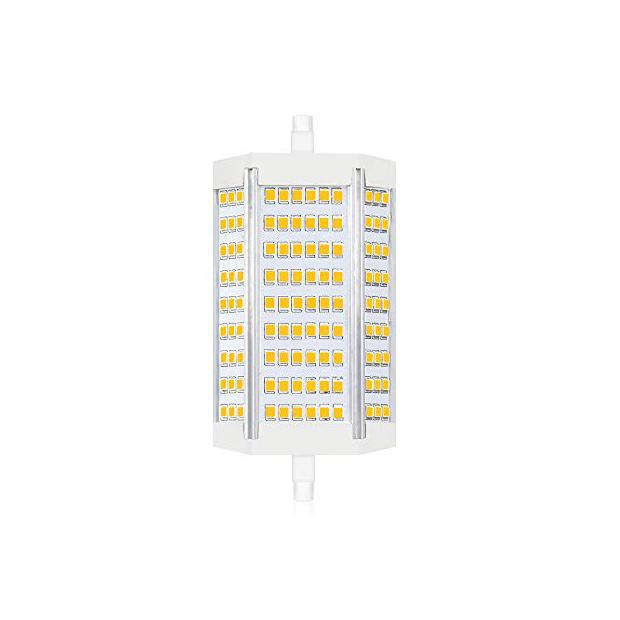 Bombillas LED R7S 118mm 30w regulables