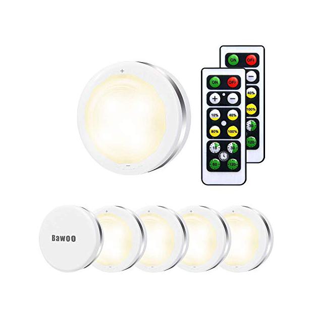 Bombillas LED a pilas