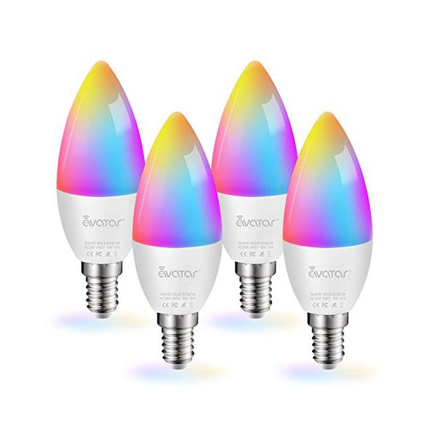 Bombillas LED compatibles con Alexa