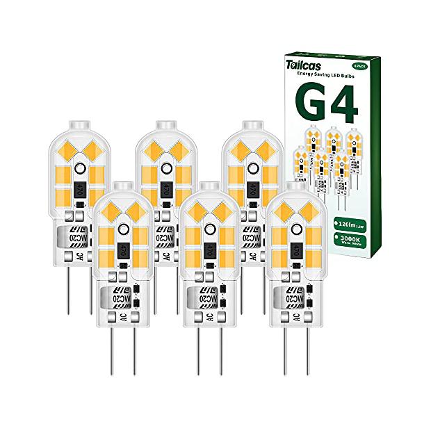 Bombillas LED g4 12v 10w