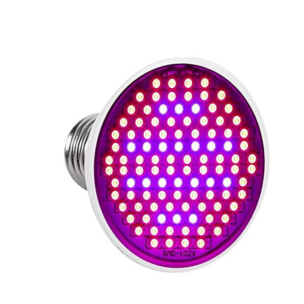 Bombillas LED para plantas