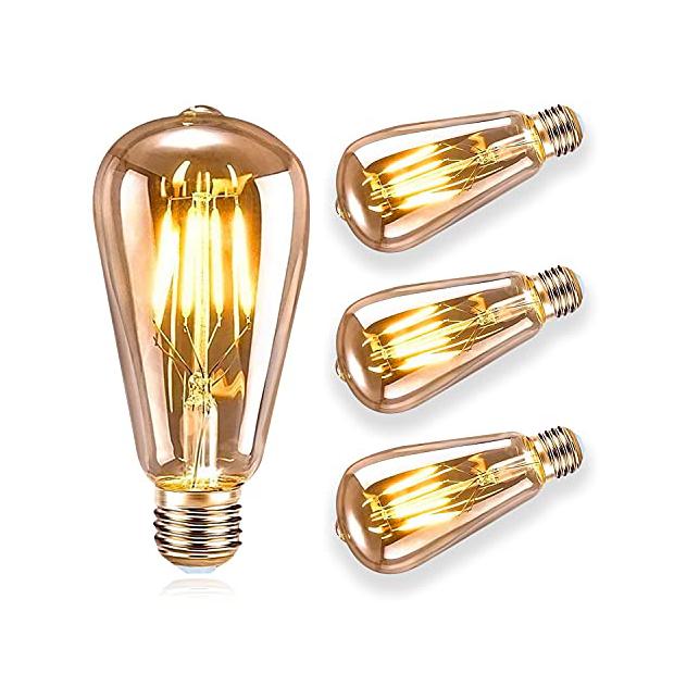 Bombillas LED retros