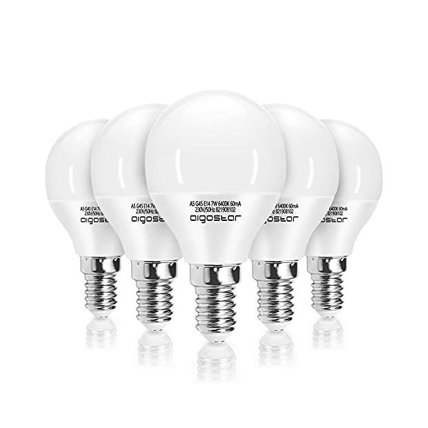 Bombillas LED rosca pequeñas
