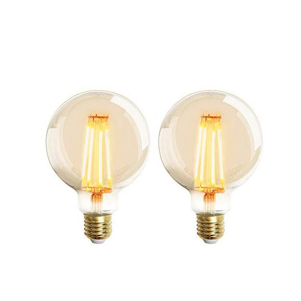 Bombillas decorativas luz blancas