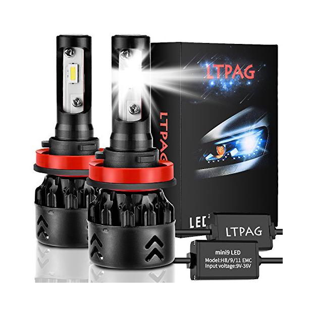Bombillas h11 LED
