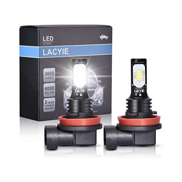 Bombillas h8 LED