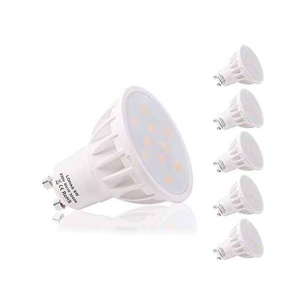 Bombillas halógenas LED regulables