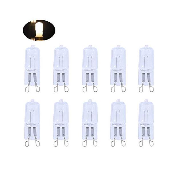 Bombillas halógenas g9 40w