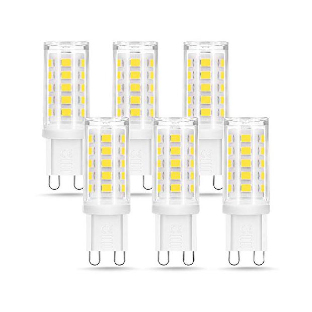 Bombillas halógenas g9 LED