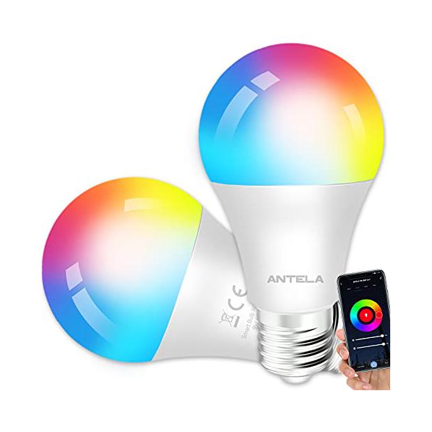Bombillas inteligentes LED
