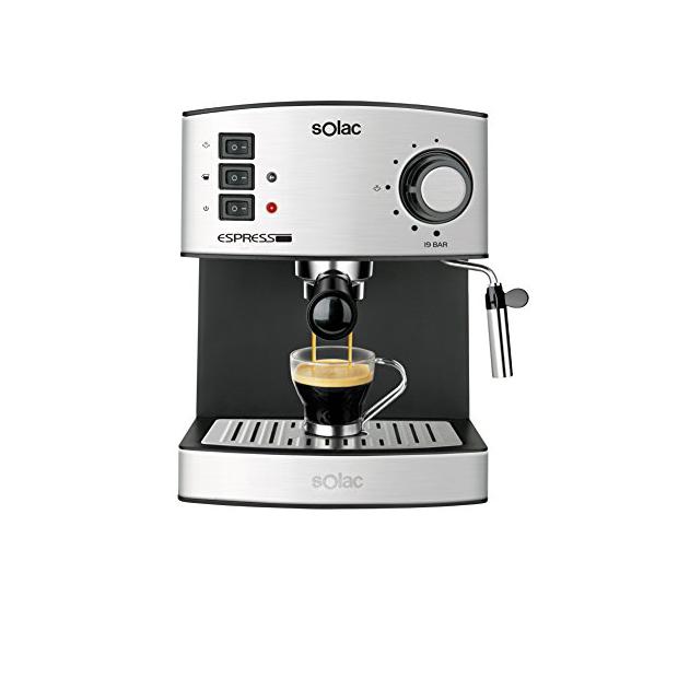 Cafeteras Nespresso Solac