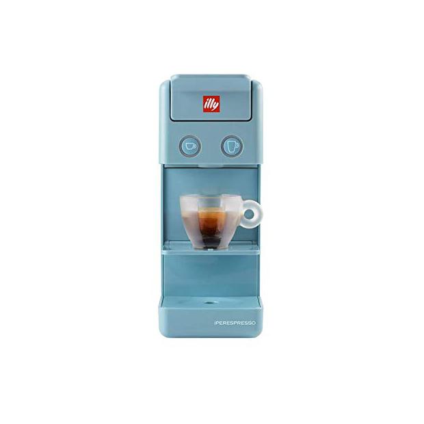 Cafeteras Nespresso azules