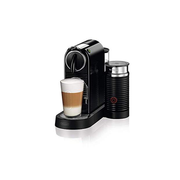Cafeteras Nespresso con espumador