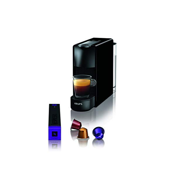 Cafeteras Nespresso negras