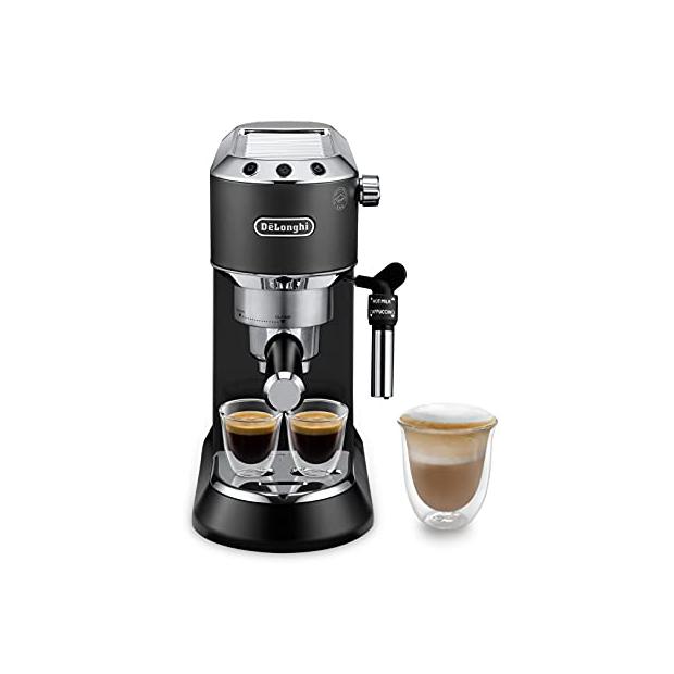 Cafeteras automáticas para café molido