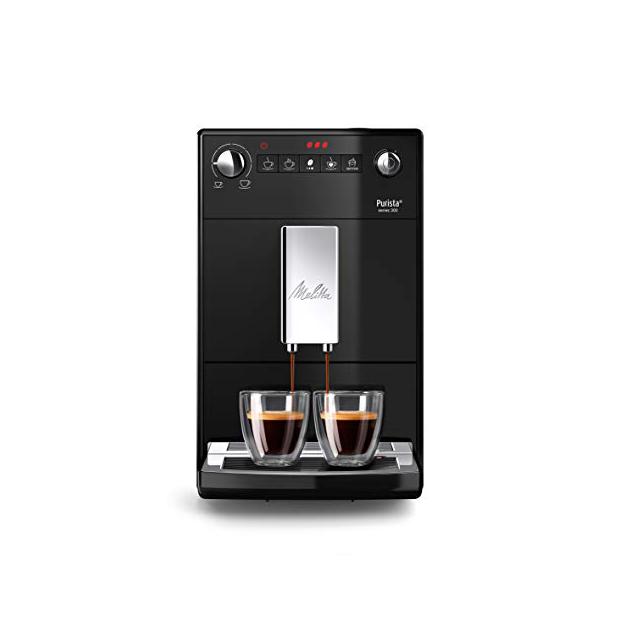 Cafeteras automáticas silenciosas