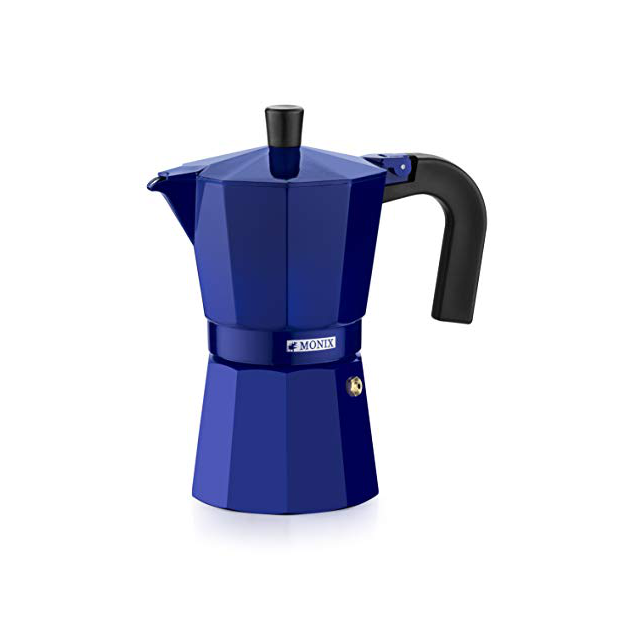Cafeteras italianas azules