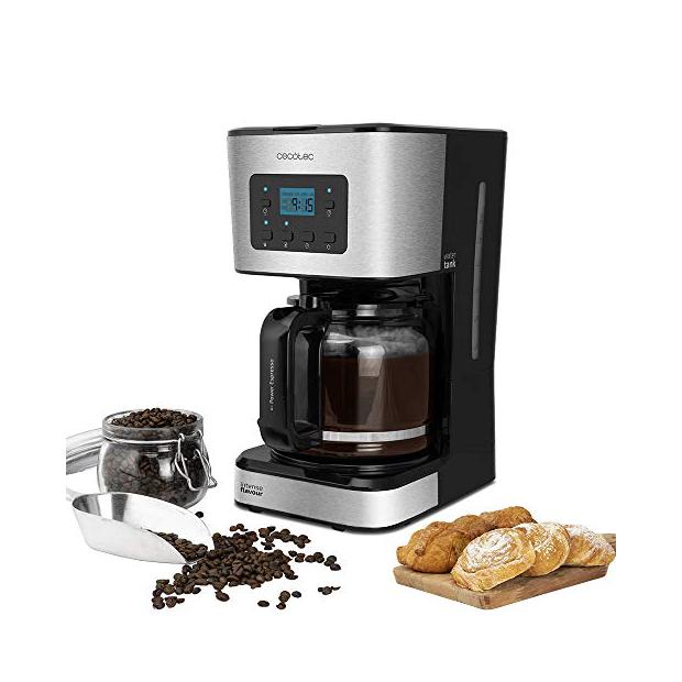 Cafeteras programables Cecotec