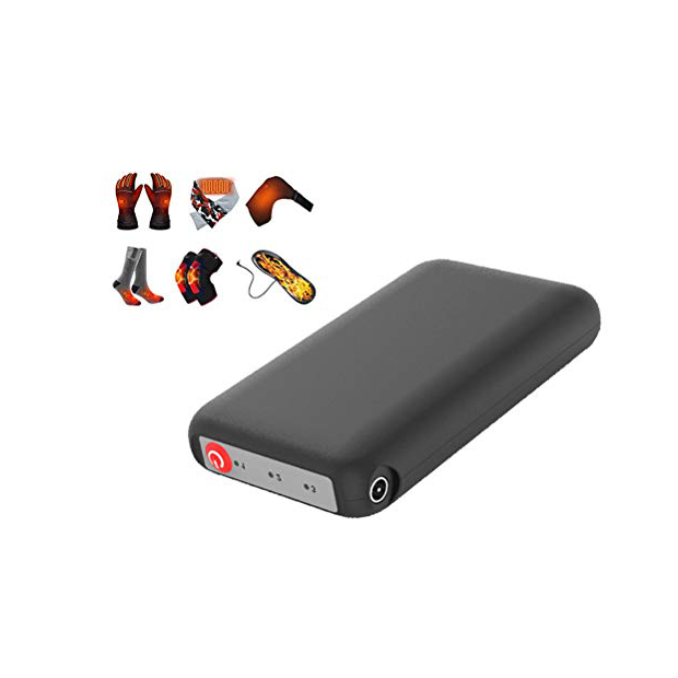 Calefactores a bateria portatiles