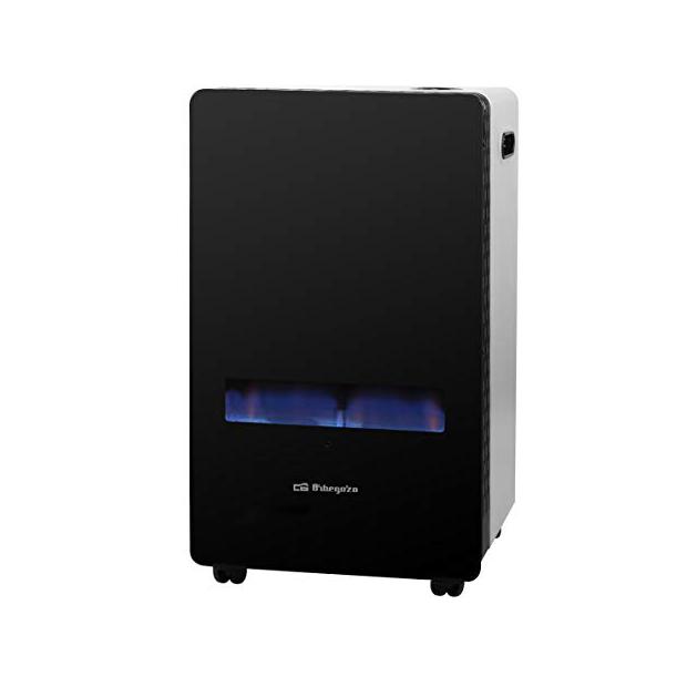 Calefactores a gas pequeños