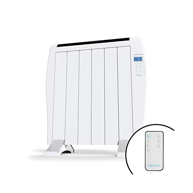 Calefactores bajo consumo programables