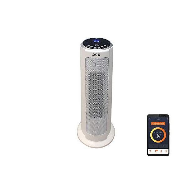 Calefactores compatibles con Google Home