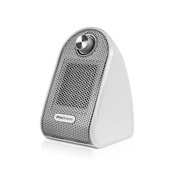 Calefactores de aire bajo consumo