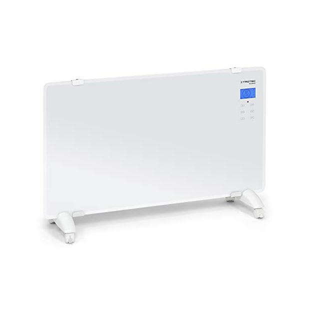 Calefactores de calor azules