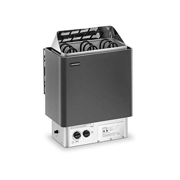 Calefactores de sauna